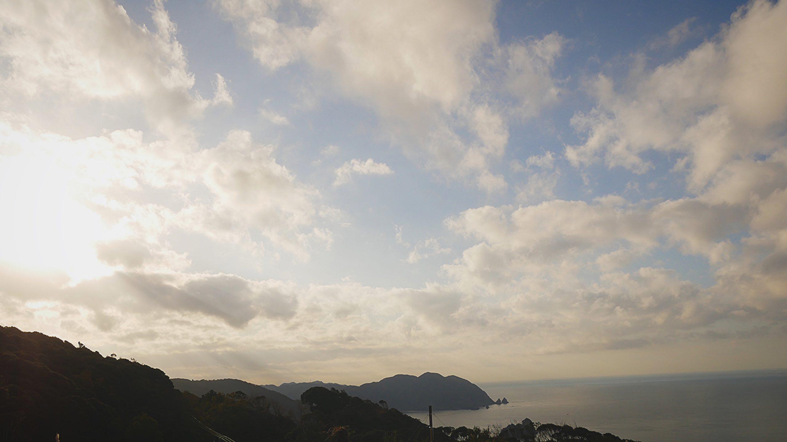 夕陽ヶ丘キャンプ場